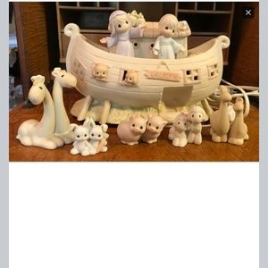 Precious Moments Noah's Ark Two By Two